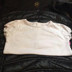 Ralph Lauren cotton blue pants white top
